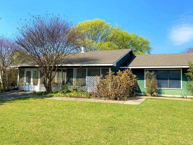 4211 Sportsman Avenue, Kingston, OK 73439 (MLS #2109456) :: Active Real Estate