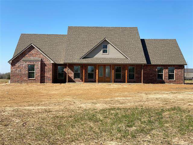 3452 E Smith Ferry Road S, Muskogee, OK 74403 (MLS #2109479) :: Hopper Group at RE/MAX Results