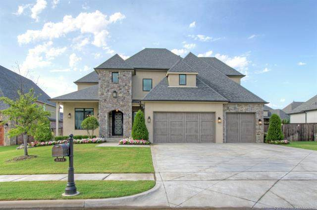 5713 W Waco Street, Broken Arrow, OK 74011 (MLS #2109482) :: Active Real Estate