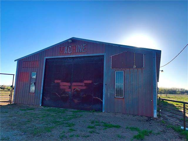 0 State Highway 1W, Roff, OK 74865 (MLS #2109488) :: RE/MAX T-town