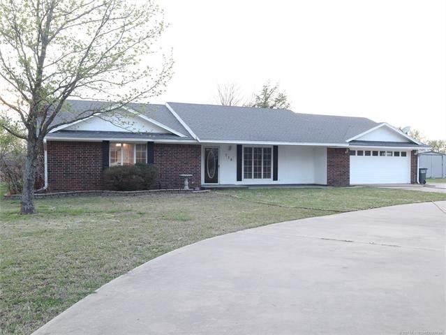 718 Shirley Lane, Madill, OK 73446 (MLS #2109491) :: House Properties