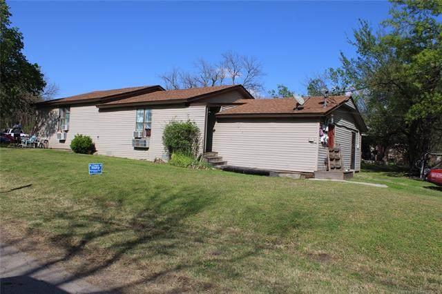 1202 NE 4th Street, Ardmore, OK 73401 (MLS #2109514) :: Active Real Estate
