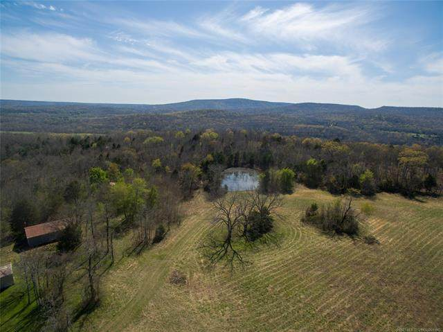 4747 Road, Muldrow, OK 74948 (MLS #2109606) :: Hopper Group at RE/MAX Results