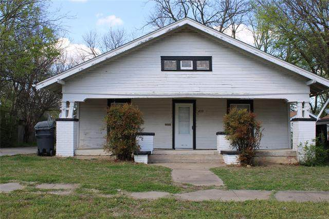 233 NW 11th Street, Ardmore, OK 73401 (MLS #2109618) :: Active Real Estate