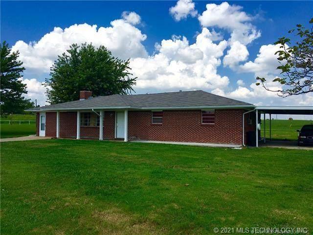 38510 Hwy 75 Highway, Ramona, OK 74061 (MLS #2109621) :: Active Real Estate
