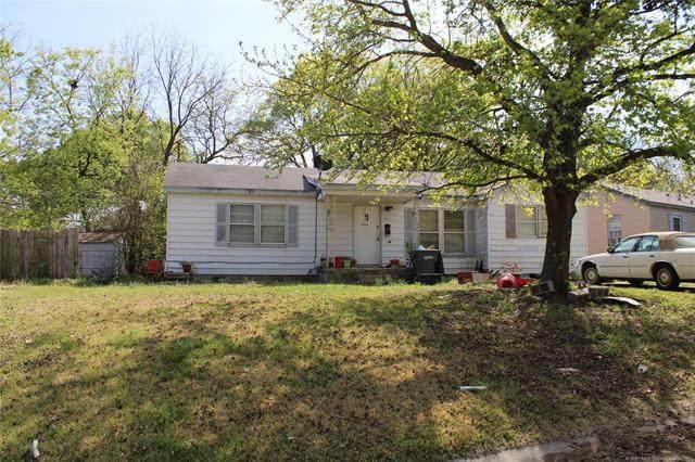 406 Pine Street, Ardmore, OK 73401 (MLS #2109644) :: Active Real Estate