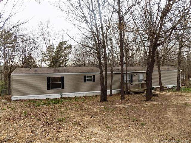 2913 Indian Valley Drive, Kansas, OK 74347 (MLS #2109720) :: 918HomeTeam - KW Realty Preferred