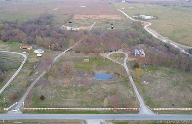 S 4060 Road, Oologah, OK 74053 (MLS #2109723) :: Hopper Group at RE/MAX Results
