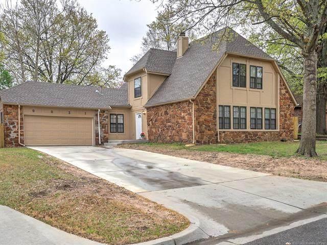 9031 E 67th Place, Tulsa, OK 74133 (MLS #2109732) :: Active Real Estate