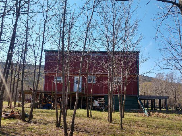 163601 N 4249 Lane, Clayton, OK 74536 (MLS #2109733) :: Active Real Estate