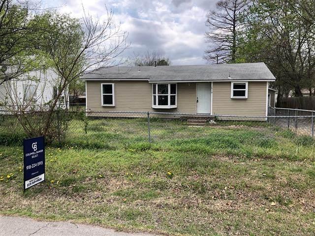 1810 S Ridgeway Street, Sapulpa, OK 74066 (MLS #2109766) :: Active Real Estate