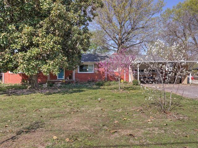 612 N 41st West Avenue, Tulsa, OK 74127 (MLS #2109826) :: Active Real Estate