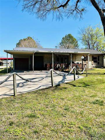8987 Date, Kingston, OK 73439 (MLS #2109856) :: House Properties