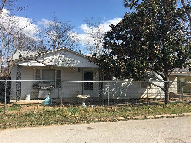 90 S 5th, Healdton, OK 73438 (MLS #2109874) :: RE/MAX T-town