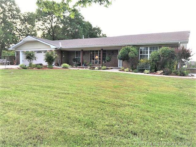 17436 County Road 99, Ada, OK 74820 (MLS #2109898) :: Active Real Estate