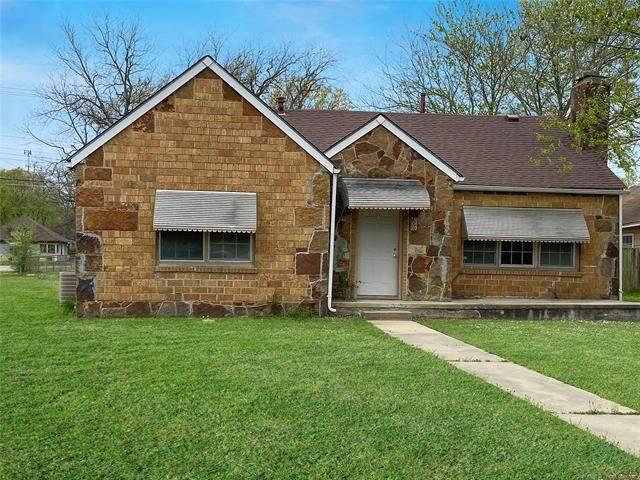 200 N Indianola Street, Pryor, OK 74361 (MLS #2109982) :: Owasso Homes and Lifestyle