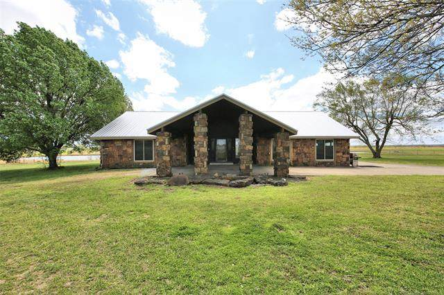 20640 S Hwy 75, Mounds, OK 74047 (#2110017) :: Homes By Lainie Real Estate Group