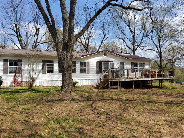 1400 S 85th Street E, Muskogee, OK 74403 (MLS #2110041) :: Hopper Group at RE/MAX Results