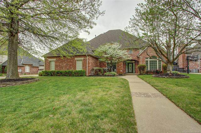 11222 S Winston Avenue, Tulsa, OK 74137 (#2110051) :: Homes By Lainie Real Estate Group