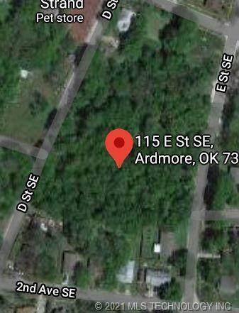 115 SE E Street, Ardmore, OK 73401 (MLS #2110177) :: Active Real Estate