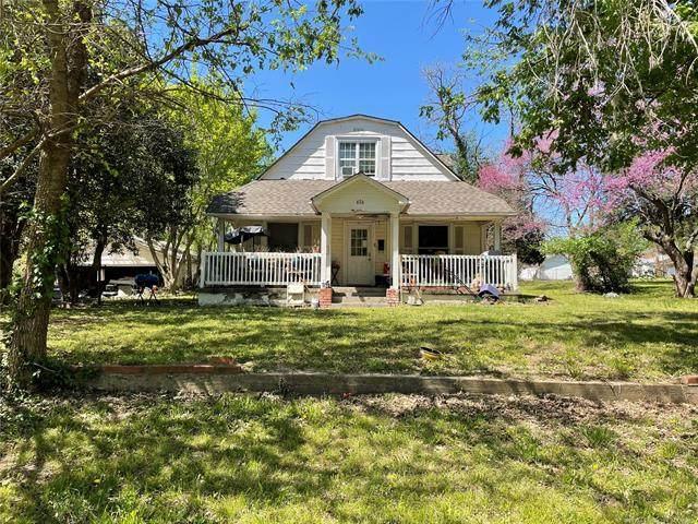 626 S Park Street, Sapulpa, OK 74066 (MLS #2110219) :: 918HomeTeam - KW Realty Preferred