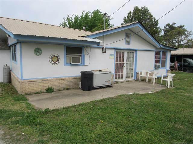 375 Kelso Road, Eufaula, OK 74432 (MLS #2110242) :: Active Real Estate