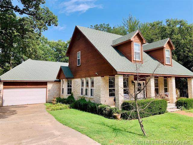 6938 Willow Oak Court, Kingston, OK 73439 (MLS #2110265) :: 580 Realty