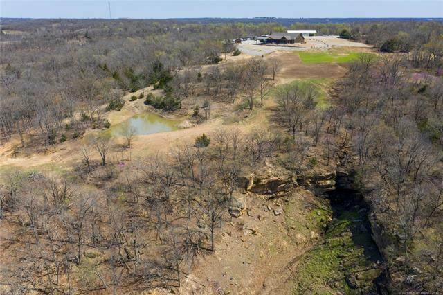 50993 S 142nd Road, Drumright, OK 74030 (#2110270) :: Homes By Lainie Real Estate Group