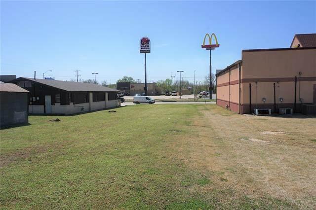 512 E Main Street, Henryetta, OK 74437 (MLS #2110274) :: Active Real Estate