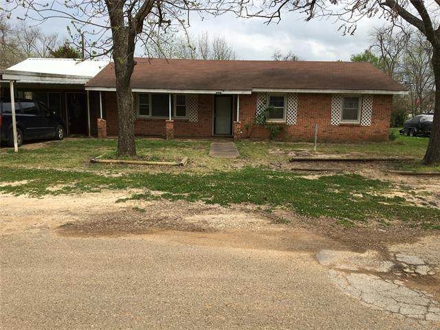 530 N 4th Street, Boswell, OK 74727 (MLS #2110286) :: Active Real Estate