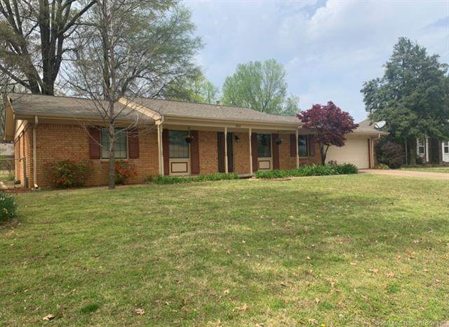 205 N Anthony Street, Muskogee, OK 74403 (MLS #2110330) :: Hopper Group at RE/MAX Results