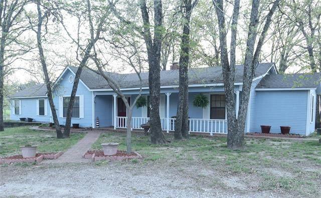 16147 Bethel Road, Madill, OK 73446 (MLS #2110348) :: Active Real Estate