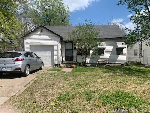815 N College Avenue, Tulsa, OK 74110 (MLS #2110363) :: 580 Realty