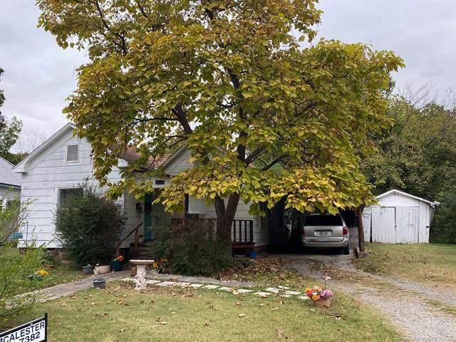 403 E Blair, Wilburton, OK 74578 (MLS #2110377) :: Owasso Homes and Lifestyle