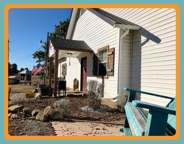 16635 County Road 3475 Street, Ada, OK 74820 (MLS #2110382) :: Active Real Estate
