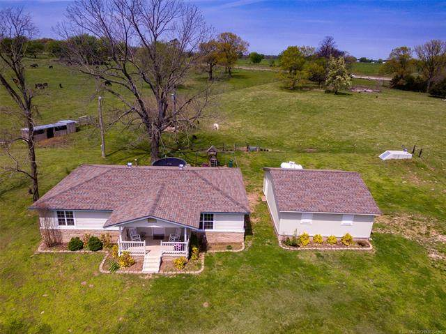 6688 S 447 Road, Rose, OK 74364 (MLS #2110422) :: Hopper Group at RE/MAX Results