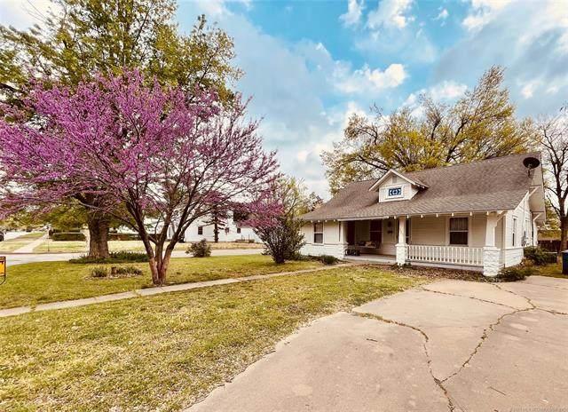 753 E Broadway Street, Cushing, OK 74023 (MLS #2110430) :: Active Real Estate