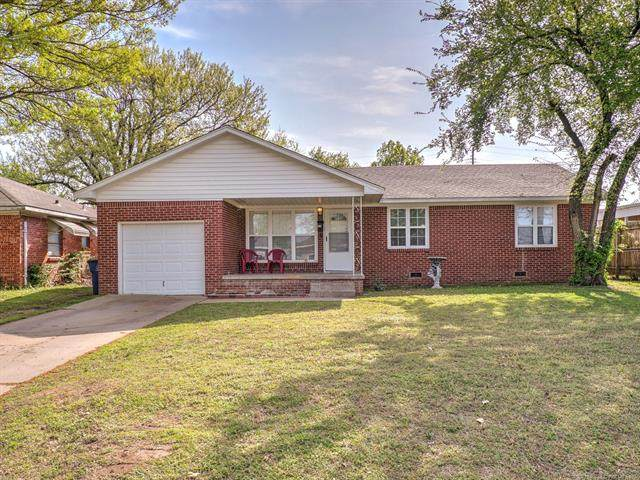 439 S 77th East Avenue, Tulsa, OK 74112 (MLS #2110465) :: Hopper Group at RE/MAX Results