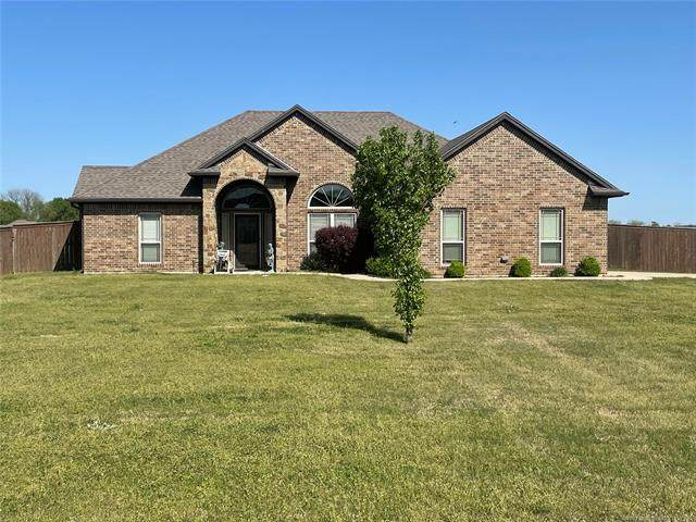 200 Buck Trail, Durant, OK 74701 (MLS #2110470) :: House Properties
