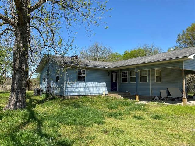 5502 W 430 Road, Adair, OK 74330 (MLS #2110546) :: Active Real Estate