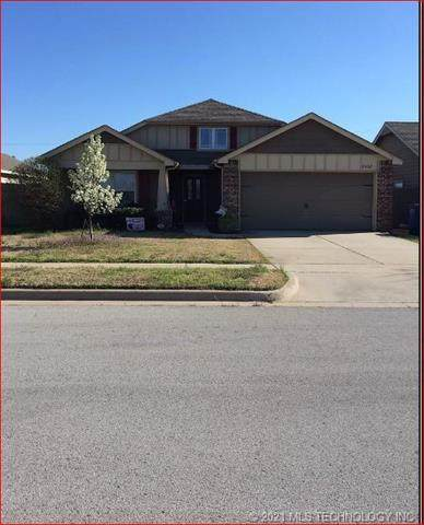 8468 E 160th Place S, Bixby, OK 74008 (MLS #2110567) :: 580 Realty