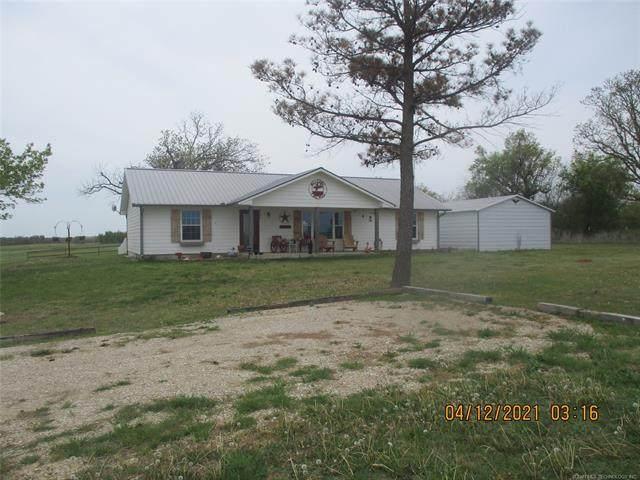 1589 Buel Green Road, Sulphur, OK 73086 (MLS #2110577) :: Active Real Estate
