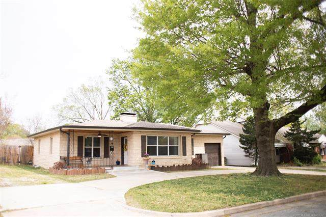5311 E 4th Street, Tulsa, OK 74112 (MLS #2110585) :: 580 Realty