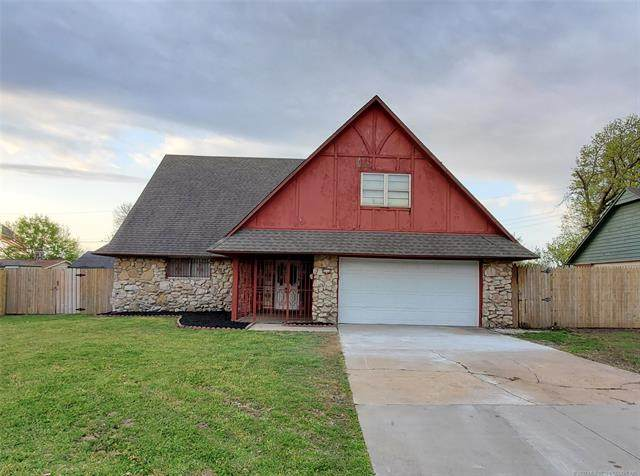 8516 E 23rd Place, Tulsa, OK 74129 (MLS #2110589) :: 580 Realty