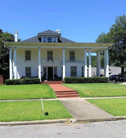 211 SW F Street SW, Ardmore, OK 73401 (MLS #2110596) :: Active Real Estate