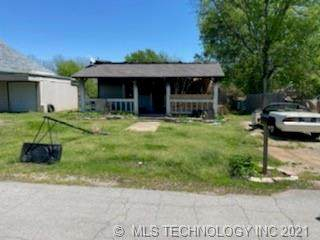 309 N Vine Avenue, Cleveland, OK 74020 (MLS #2110615) :: Hopper Group at RE/MAX Results