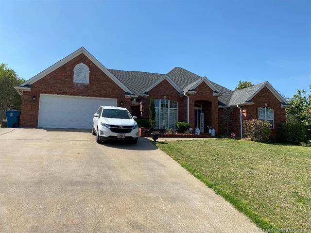 212 S Swallow Drive, Mcalester, OK 74501 (MLS #2110653) :: Active Real Estate