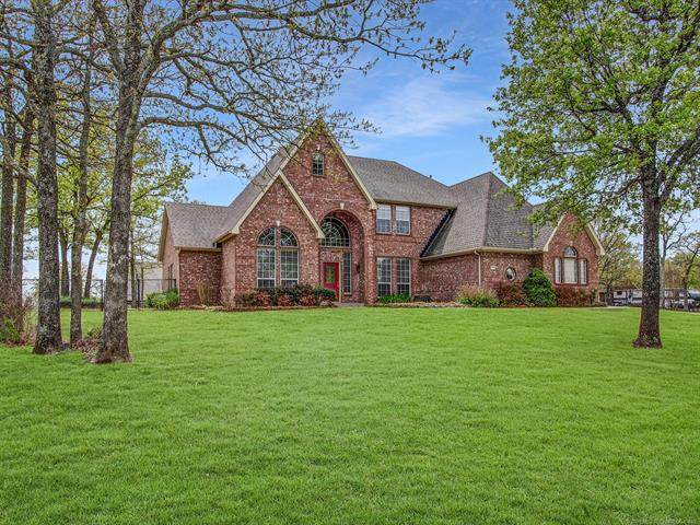 17110 W 59th Street S, Sand Springs, OK 74063 (MLS #2110672) :: Active Real Estate