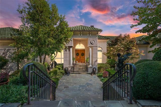 15301 S Lewis Avenue, Bixby, OK 74008 (MLS #2110704) :: Active Real Estate