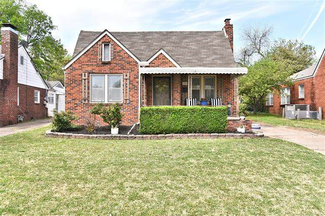 1408 S Louisville Avenue, Tulsa, OK 74112 (MLS #2110710) :: 580 Realty